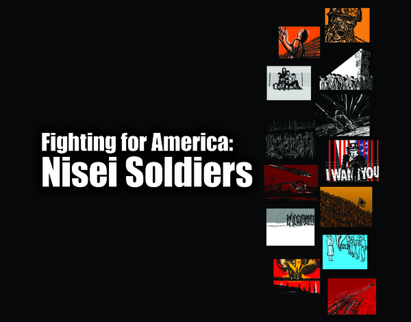 Nisei Veterans Honored in Graphic Detail