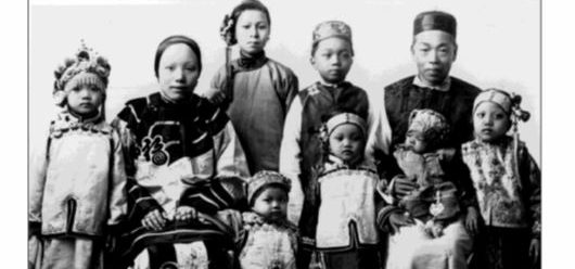 Placing Early Chinese Immigration within a Historical Timeline