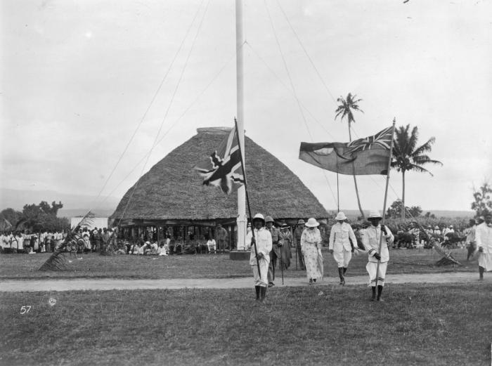 Colonization of the Pacific