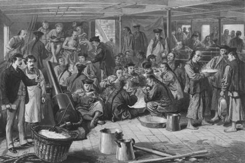 Sojourners and Laborers: The generation  that helped to build early America