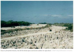 Nauru Phosphate