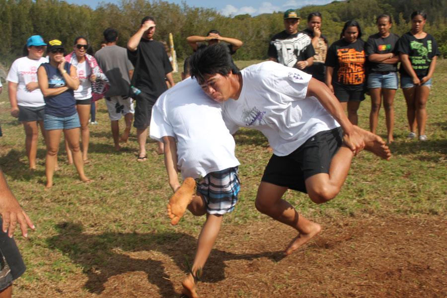 Asian and Pacific American New Years Traditions: Makahiki, Hawaii