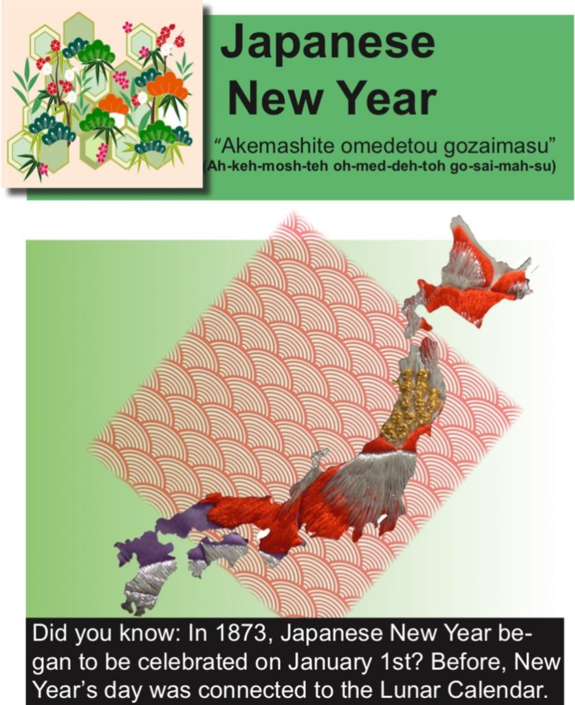 Japanese New Years Traditions