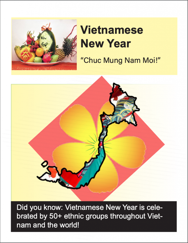 Vietnamese New Years Traditions